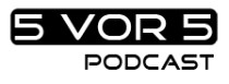 Logo Podcast 5VOR5
